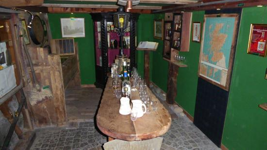 Smallest Whisky Bar On Earth: Nach dem Lord and Lady Tasting im Whisky Museum
