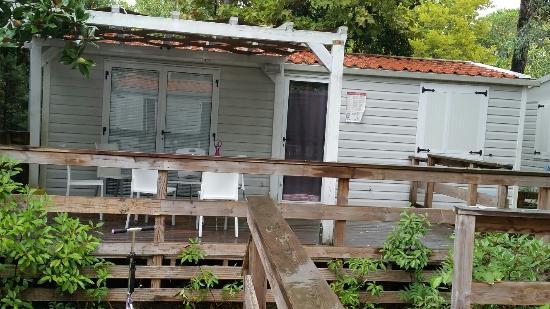 Lido di Pomposa, Italië: Casa mobile comfort, molto vivibile e tranquilla
