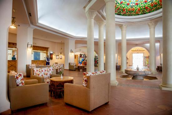 Medina Belisaire & Thalasso: Hall