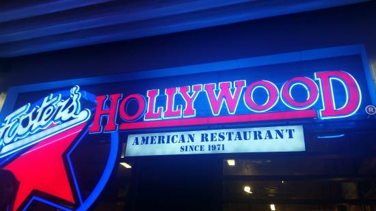 Fosters American Diner: Devanture