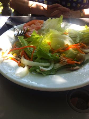 Province of Guipuzcoa, Spain: Ensalada mixta