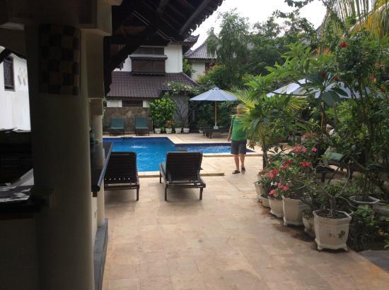 Martas Hotel: tuin
