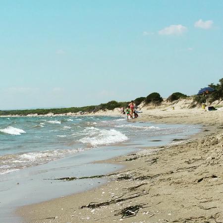 Spiaggia di Lido Azzurro