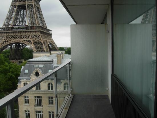 Pullman Paris Tour Eiffel Balcony With A View