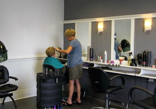 The Redcliffe Hotel: Hairdressing Salon