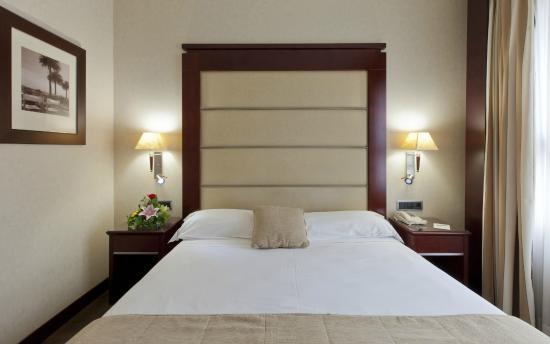 Valencia Center Hotel: Habitación Doble Standard