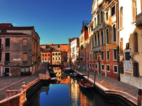 Hotel Papadopoli Venezia - MGallery Collection: in front the hotel
