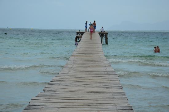 Sea - Billede af Playa de Alcudia, Port dAlcudia - TripAdvisor