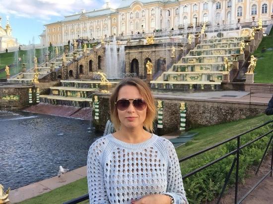 Peterhof, Russia: Петергоф