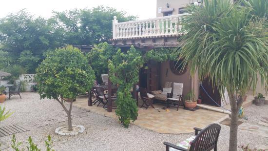 Casa En El Campo: salon exterieur