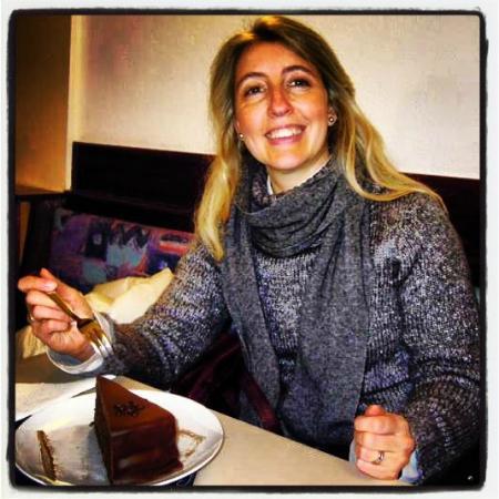Cafè aida merano: Sacher