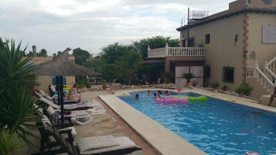 Casa En El Campo: piscine