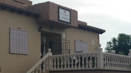 Casa En El Campo: Villa