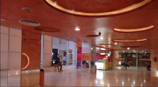 Asansol, India: Interiors of eylex