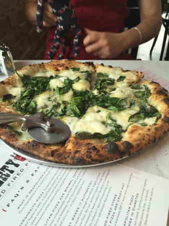 Lambertville, Nueva Jersey: Spinach