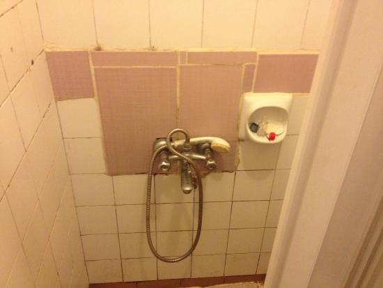 Bodrum Park Hotel : banyo