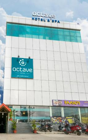 Octave Hotel Spa Marathahalli Elevation