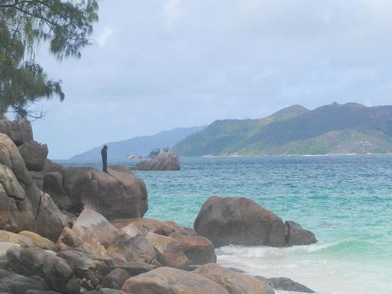 Pulau Praslin, Seychelles: plage