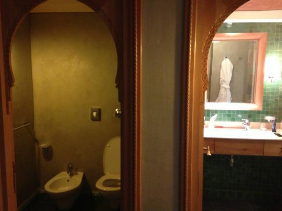 salle de bain marocaine - Picture of Les Jardins De L\'Agdal ...