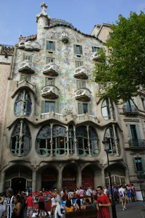 Casa Batllo: Дом Бальо