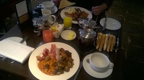 The Cavendish London: Great breakfast to start the day