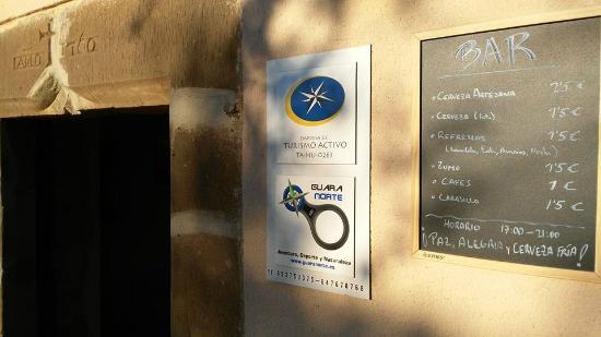 Sabayes, Испания: Entrada