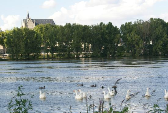 romantic loire picture of orleans loire valley tripadvisor. Black Bedroom Furniture Sets. Home Design Ideas