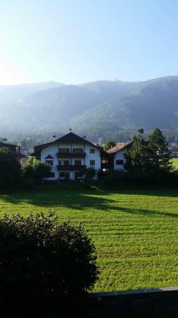 Rubner's Hotel Rudolf: panorama