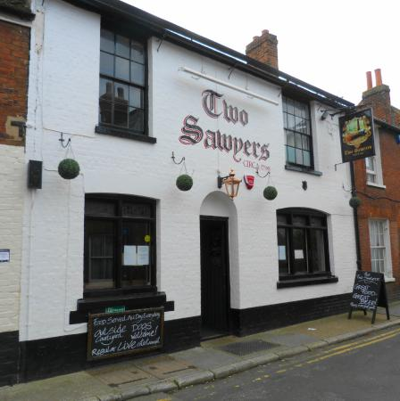 Cheap Hotels In Canterbury City Centre