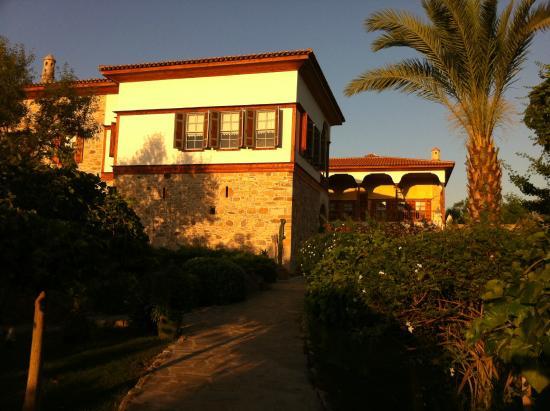 Mehmet Ali Aga Mansion: rooms