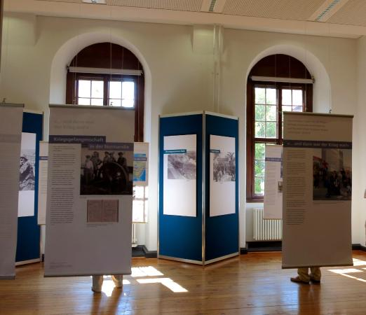 Torgau, Niemcy: Ausstellung
