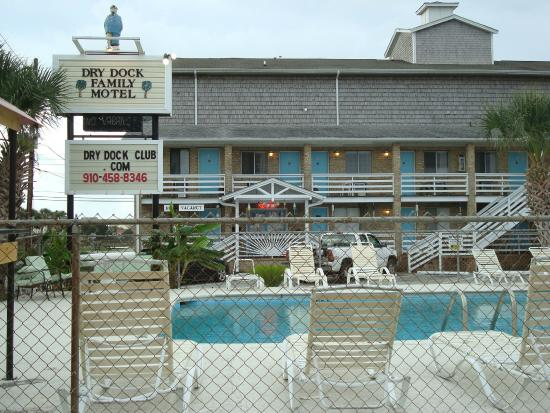 Dry Dock Motel Carolina Beach North Carolina