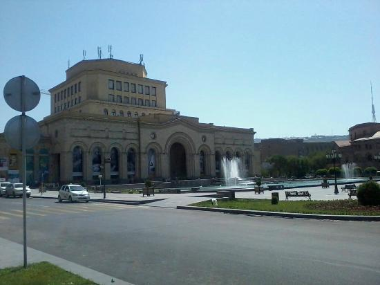 Marriott Armenia Hotel Yerevan: YEREVAN