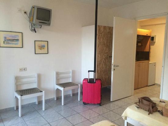 Hotel Lalaria: Bedroom