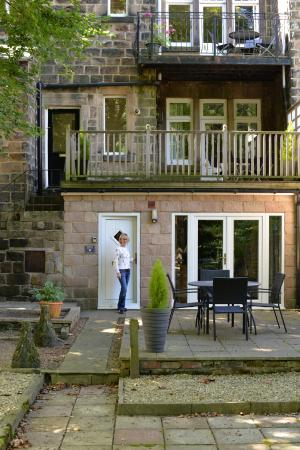 Delightful Harrogate Boutique Apartments: Il Giardino