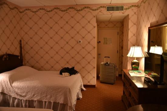 Williamstown, MA: 216号室(別角度)