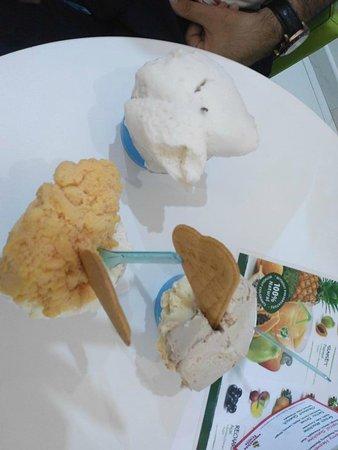 Cream & Co.: Gluten/Dairy Free ice cream