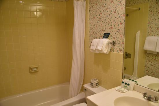 Williamstown, MA: バスルーム