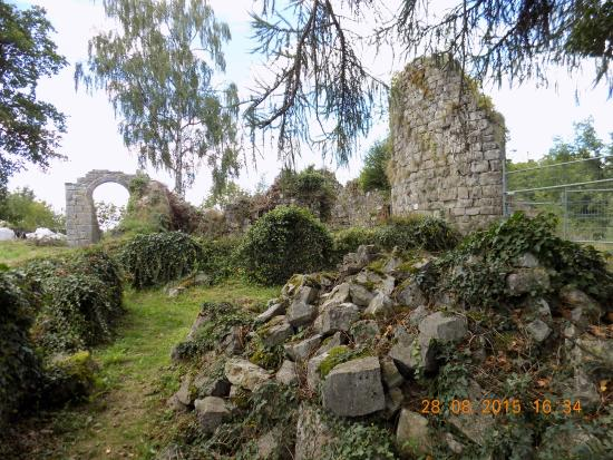 Houx, België: Ruines romantiques