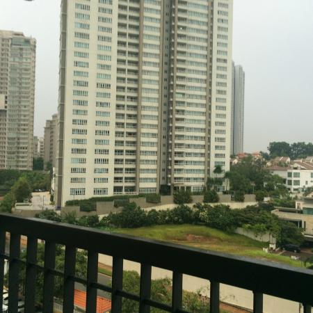Wedgewood Residences: View from balcony
