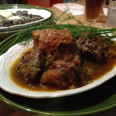 Beef Stew In Red Wine Photo De Luntz Cafe Tel Aviv