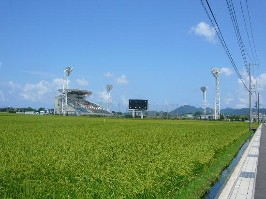 Tottori Bank Bird Stadium