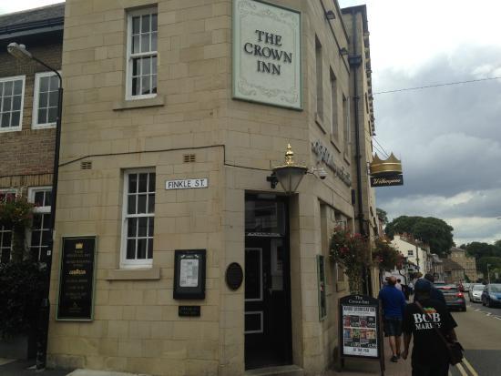 The Crown Inn Knaresborough