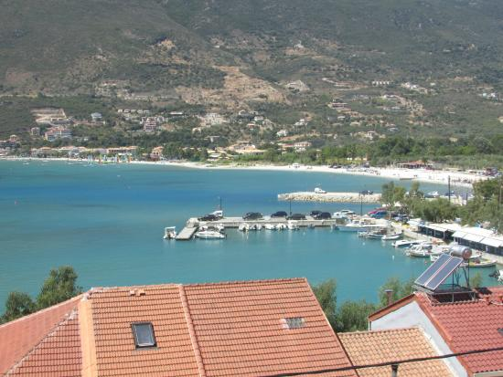 Vasiliki Blue : view