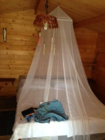 Mrcara: Wooden hut
