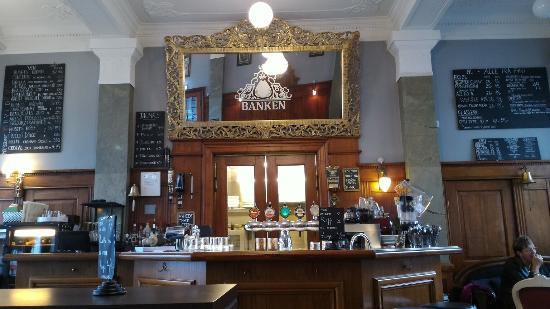 Cafe Banken