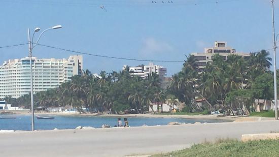 Pampatar, فنزويلا: Playa Pampatar