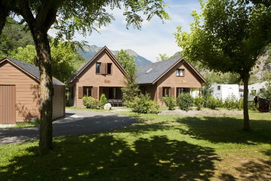 Camping Verneda: Borda Suite