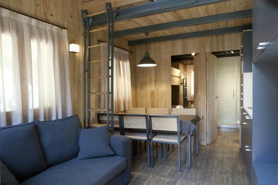 Camping Verneda: Bordeta Luxe