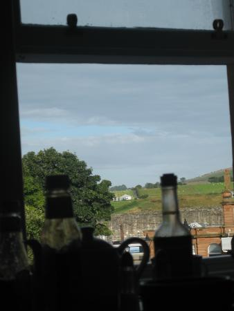 Tweed View House: View from Tweed View bedroom window